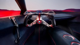 BMW Vision M Next Steering Wheel